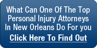 New Orleans Injury Lawsuit Verdicts